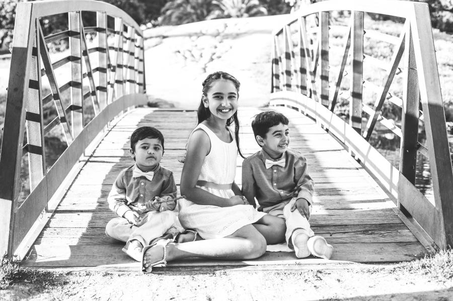 The Bains Kids